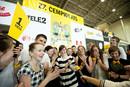 ZZ Čempionāta pusfināls Madonā